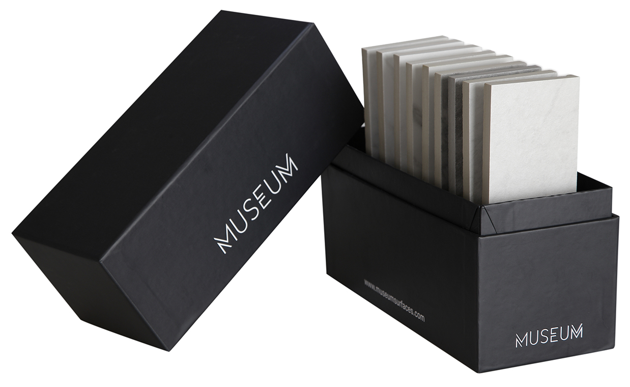 paper sample box