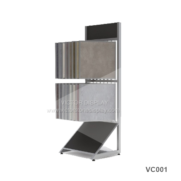 VC001 Stone Tile Sample Stand
