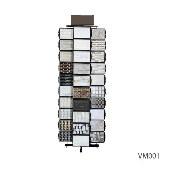 VM001 Mosaic Tiles Display Stand