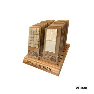 Mosaic tile Counter Display