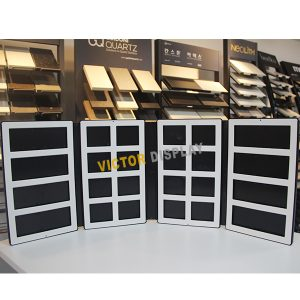 VS405 Quartz Sample Display Book