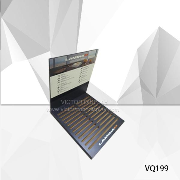 VQ199 wood stone display