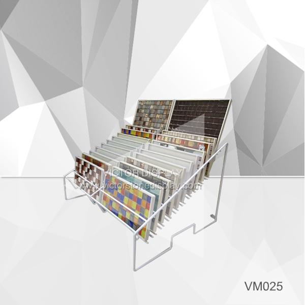 VM025 Tile Display Rack For Mosaic