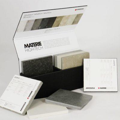 tile sample box