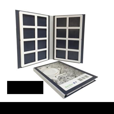 quartz sample binder
