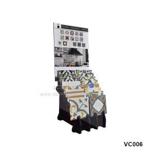 MDF Display Rack For Tile