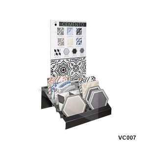 VC007 Custom Ceramic Tile Display
