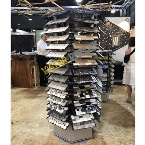 VM011 Mosaic Tile Display Tower