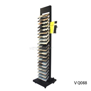 VQ088–Quartz Slab Sample Display Rack