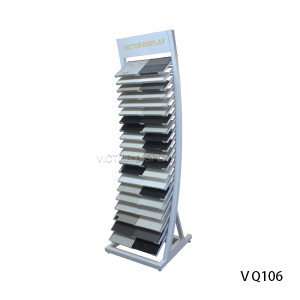 VQ106 Granite Color Tower Displays
