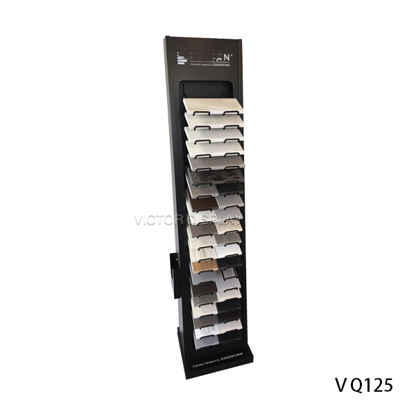 VQ125 Marble Display Racks