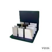 Quartz Stone Countertop Display Stand