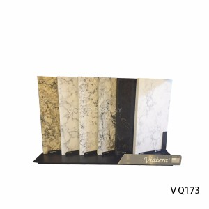 Quartz Surfaces Displays