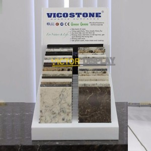 Tile Stone Sample Display Rack