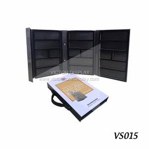 Quartz Stone Sample Display Folders