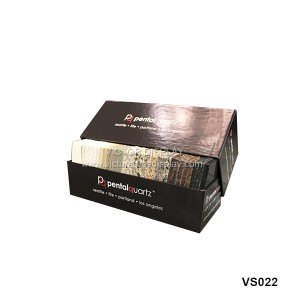 VS022 Quartz Stone Sample Boxes