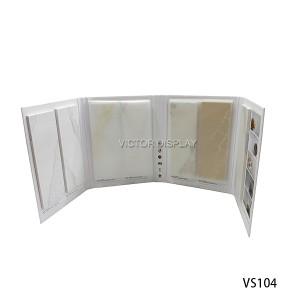 VS104 Natural Stone Display Book