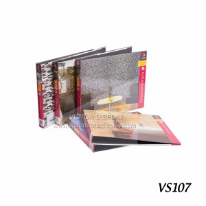 Mosaic Tile Sample Display Book