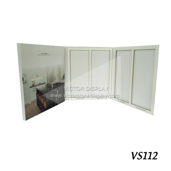 VS112 Marble And Granite Display Binder-victor Display