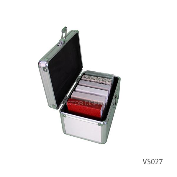 VS027 Portable Stone Sample Case