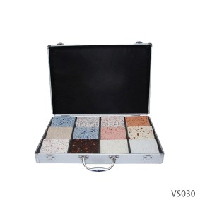 Aluminum Case For Granite Samples