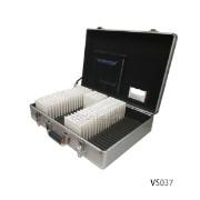 Aluminum Stone Sample Case
