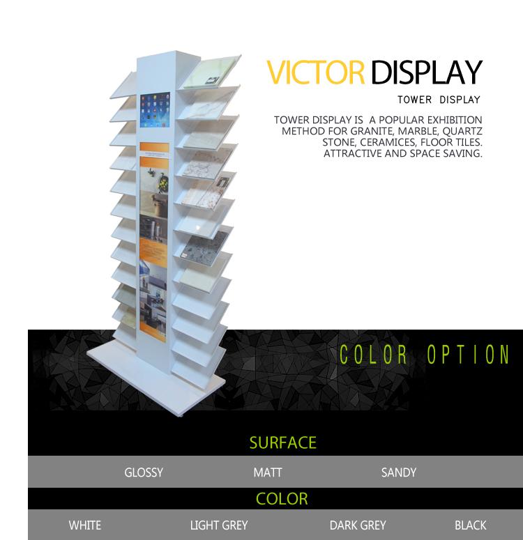 VQ104 Stone Display Rack