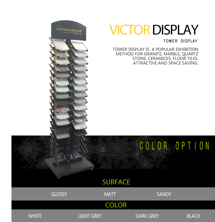 VQ109 Loose Stone Display