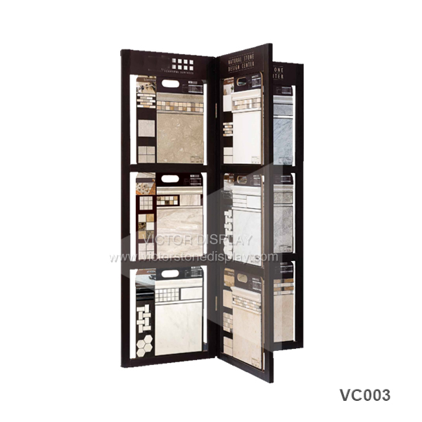 VC003 Stone and Tile Display Stand