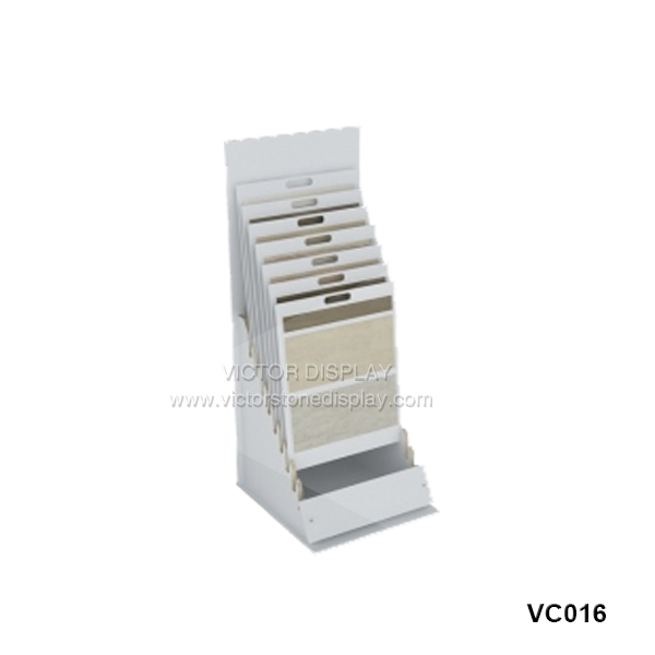 VC016 Wooden Tile Display Stands