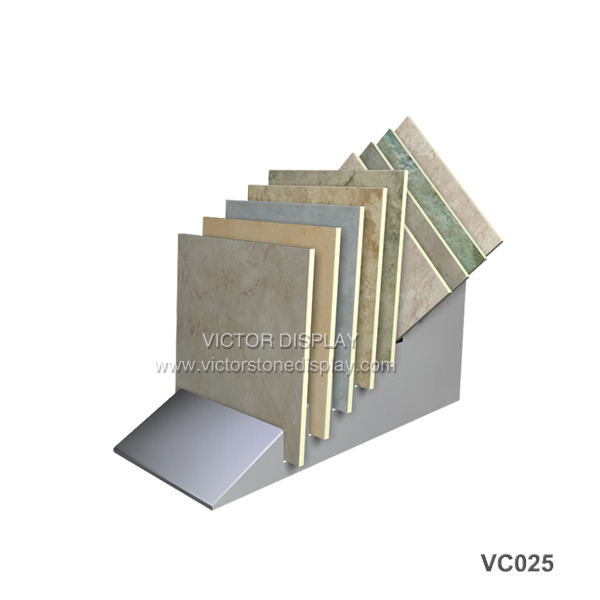 VC025 Tile Display Stand