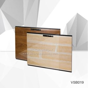 MDF Tile Sampel Display Boards
