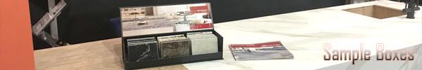 Cardboard Sample Boxes