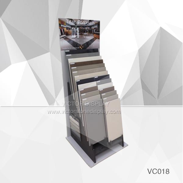 VC018 Display Rack For Tiles