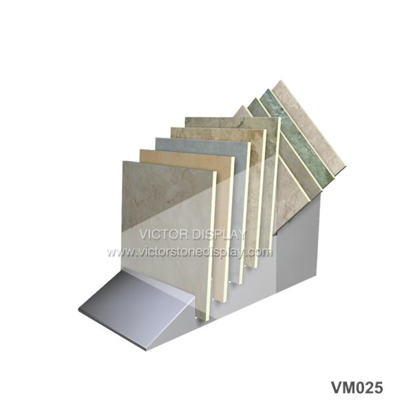 VC025 Ceramic Tile Display Rack