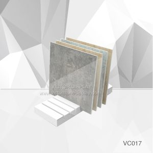 VC017 MDF Tile Display Racks