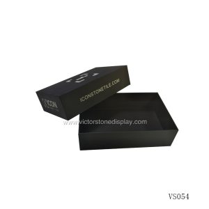 Quartz Stone Sample Display Boxes