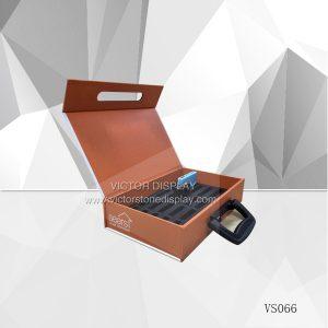 Hanex Quartz Stone Sample Display Cases