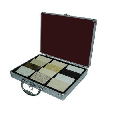 tile sample case