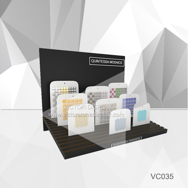 VC035 Desktop stand for mosaic tile