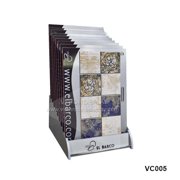 VC005 Display Rack For Ceramic Tile
