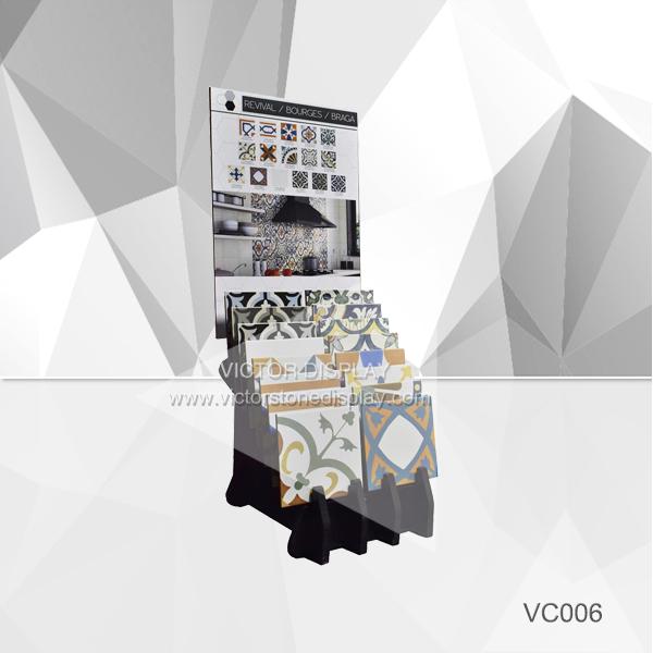 VC006 MDF Display Rack For Tile