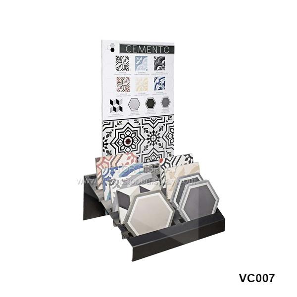 VC007 Custom Ceramic Tile Display