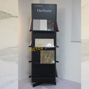 Rotary Stone Display Stand