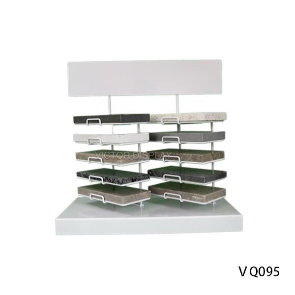 VQ095 Quartz Countertops Display Stands