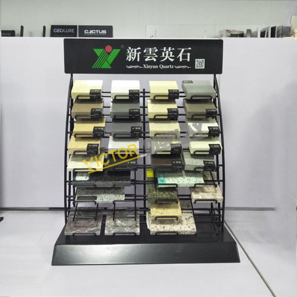 VQ111 Stone Sample Display Rack
