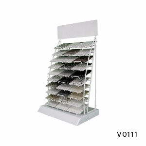 Stone Sample Display Rack
