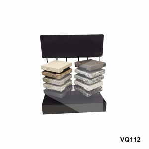 Quartz Countertop Display Stand