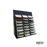 Granite Sample Table Display