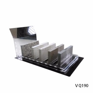 Acrylic Display Stone Rack